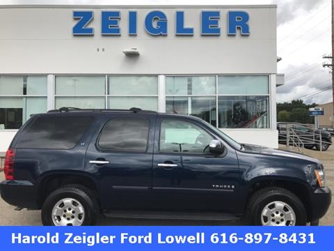 2009 Chevrolet Tahoe for sale in Lowell MI