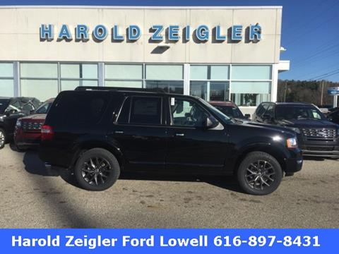 2017 Ford Expedition for sale in Lowell MI