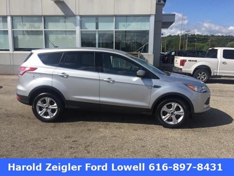 2015 Ford Escape for sale in Lowell MI