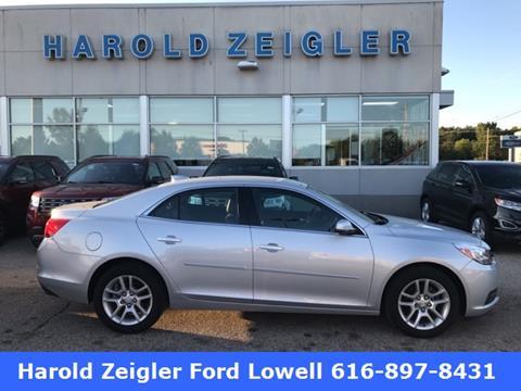 2015 Chevrolet Malibu for sale in Lowell MI