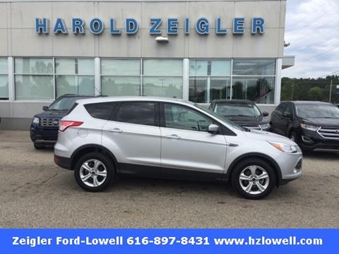 2015 Ford Escape for sale in Lowell, MI