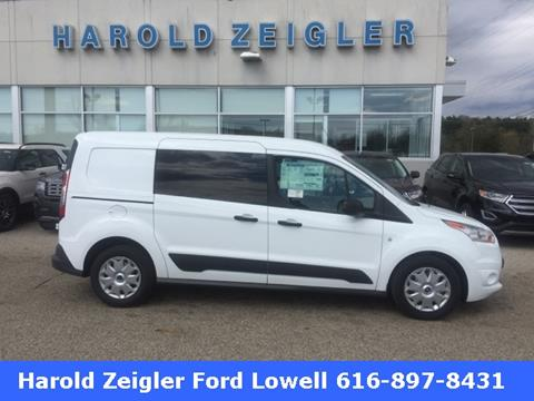 2017 Ford Transit Connect Cargo for sale in Lowell MI