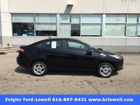 2017 Ford Fiesta for sale in Lowell, MI