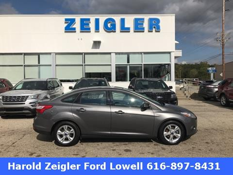 2014 Ford Focus for sale in Lowell MI