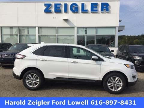Ganley Ford Barberton >> Ford Edge For Sale in Michigan - Carsforsale.com