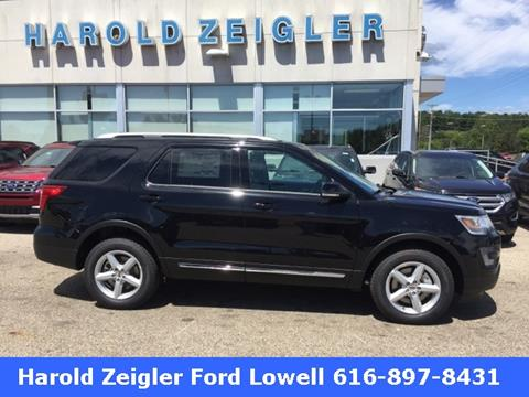 2017 Ford Explorer for sale in Lowell MI
