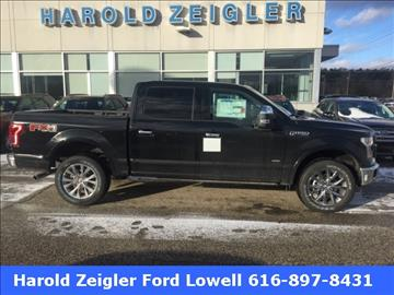 2017 Ford F-150 for sale in Lowell, MI