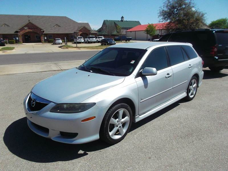 2004 mazda mazda6 s 4dr sport wagon in moore ok buzzz motors. Black Bedroom Furniture Sets. Home Design Ideas