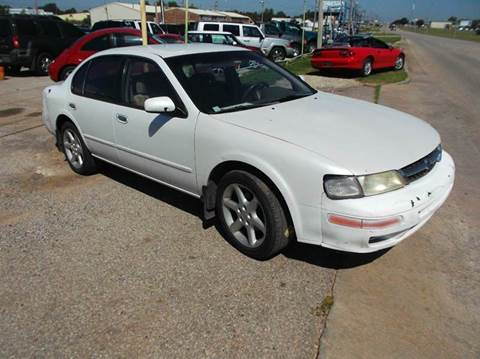 1997 Nissan Maxima for sale in Moore, OK