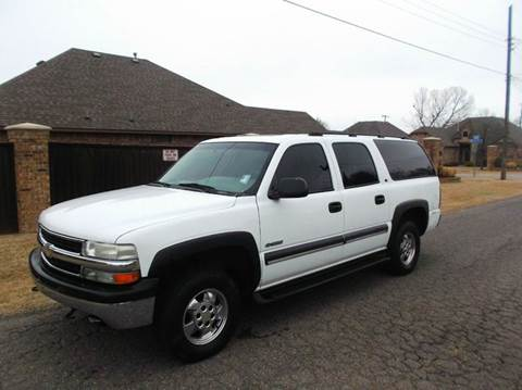 2000 Chevrolet Suburban for sale in Moore, OK