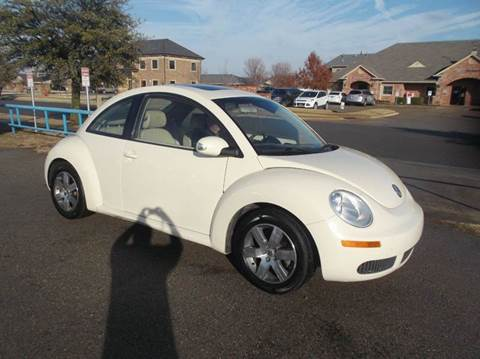 volkswagen new beetle for sale oklahoma. Black Bedroom Furniture Sets. Home Design Ideas