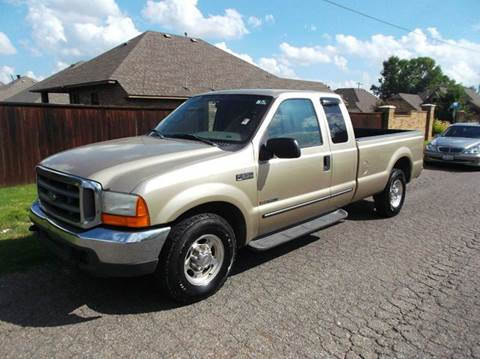 2000 Ford F-250 Super Duty for sale in Moore, OK