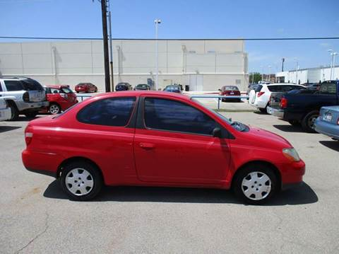 2002 Toyota ECHO for sale in Moore, OK