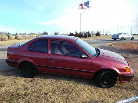 1997 Toyota Tercel for sale in Moore, OK