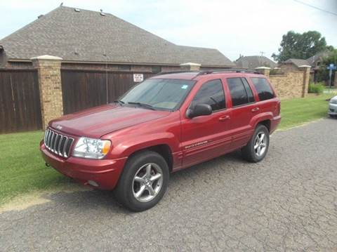2002 Jeep Grand Cherokee for sale in Moore, OK