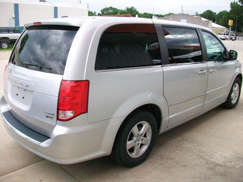 2012 Dodge Grand Caravan Crew 4dr Mini-Van - Wisner NE