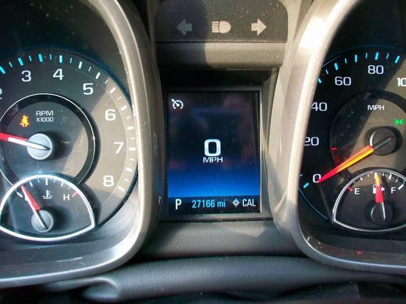 2016 Chevrolet Malibu Limited LT 4dr Sedan - Wisner NE