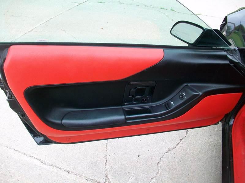 1995 Chevrolet Corvette 2dr Convertible - Wisner NE