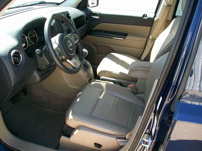 2014 Jeep Patriot 4x4 Limited 4dr SUV - Wisner NE