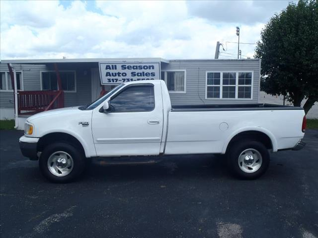 2001 FORD F-150 for sale in Indianapolis IN