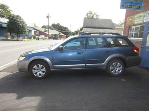 2008 Subaru Outback for sale in Delmar, NY