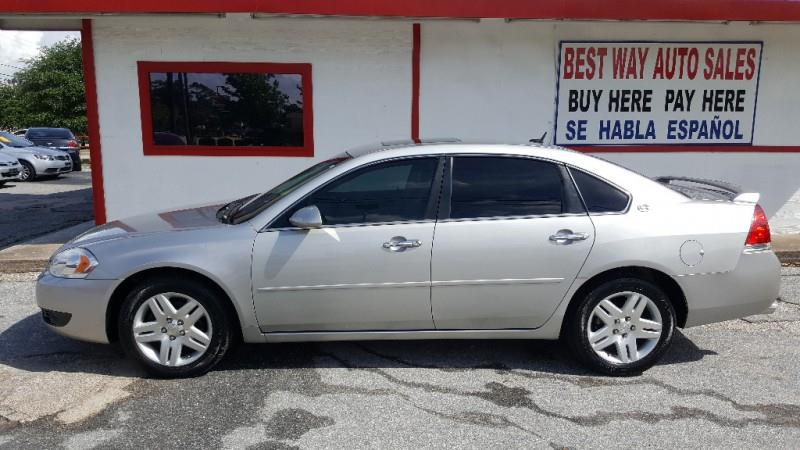 2007 Chevrolet Impala LTZ 4dr Sedan - Houston TX