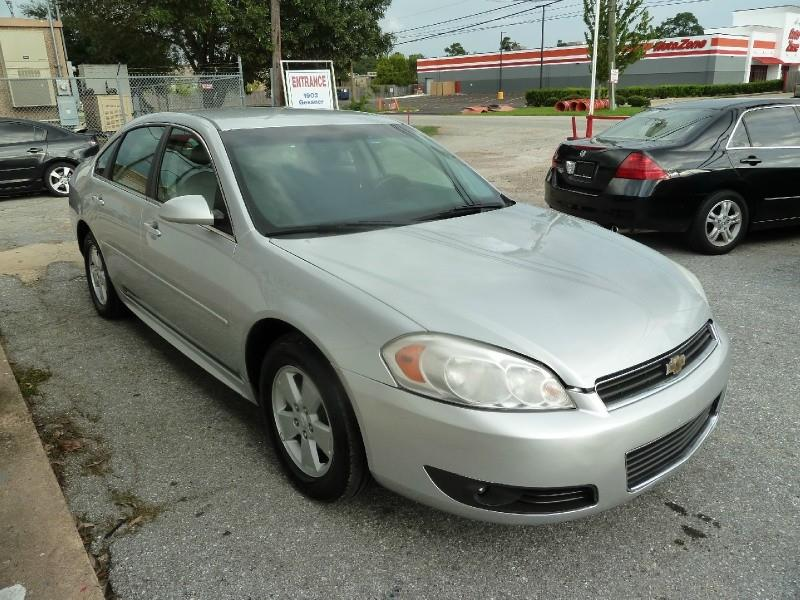 2011 Chevrolet Impala LT Fleet 4dr Sedan w/2FL - Houston TX