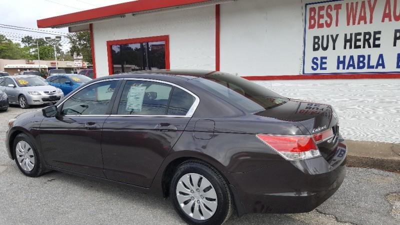 2011 Honda Accord LX 4dr Sedan 5A - Houston TX