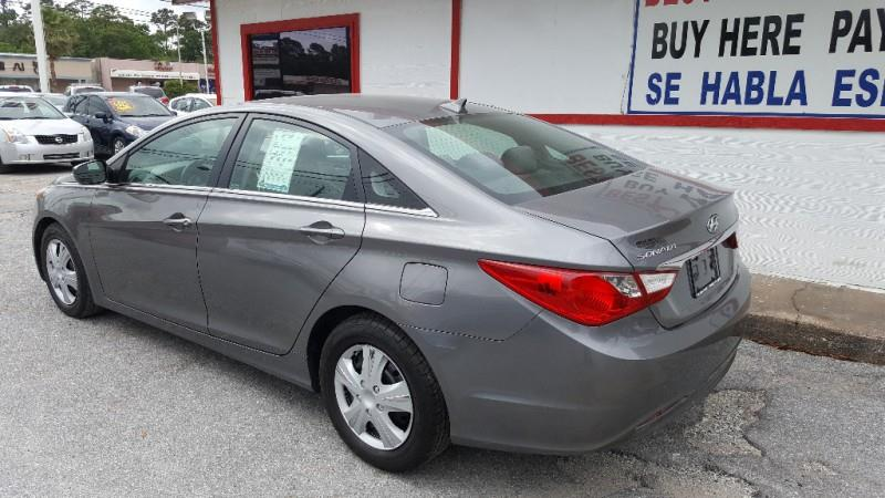 2011 Hyundai Sonata GLS 4dr Sedan - Houston TX