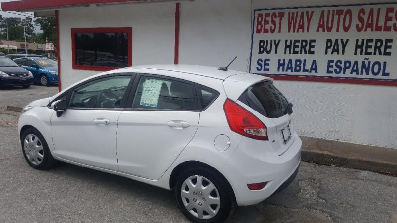 2013 Ford Fiesta SE 4dr Hatchback - Houston TX