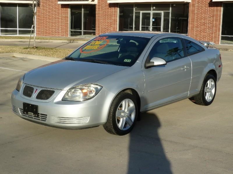 2008 Pontiac G5 2dr Coupe - Houston TX