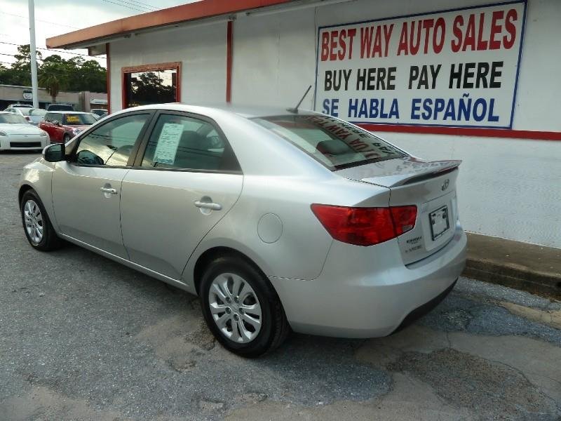 2012 Kia Forte EX 4dr Sedan 6A - Houston TX