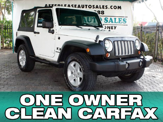 2008 Jeep Wrangler for sale in Lake Park FL