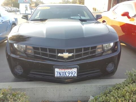 2012 Chevrolet Camaro for sale in Livingston, CA