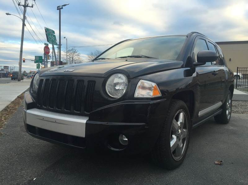 2007 jeep compass limited 4dr suv in boston se linden. Black Bedroom Furniture Sets. Home Design Ideas