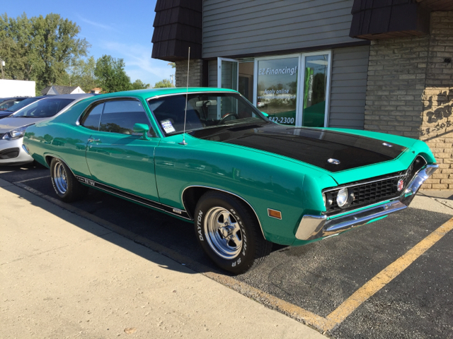 1970 ford torino for sale in red wing mn. Black Bedroom Furniture Sets. Home Design Ideas