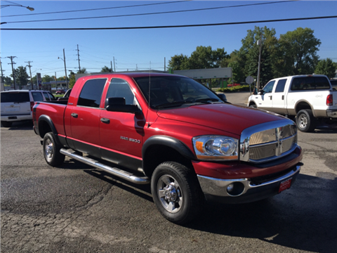 2006 Dodge Ram Pickup 3500 for sale in Russells Point, OH