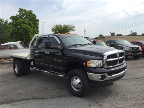 2005 Dodge Ram Pickup 3500 for sale in Russells Point, OH
