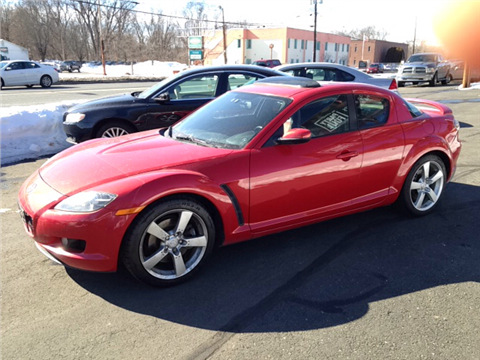 2005 Mazda RX-8 for sale in Westfield, MA