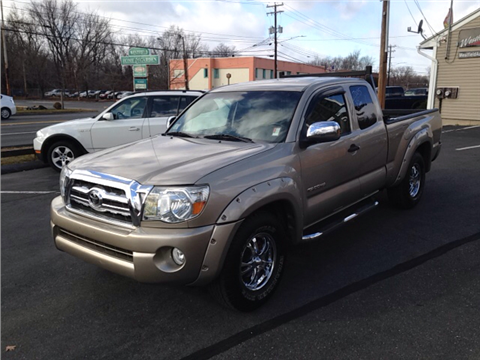 2005 Toyota Tacoma for sale in Westfield, MA