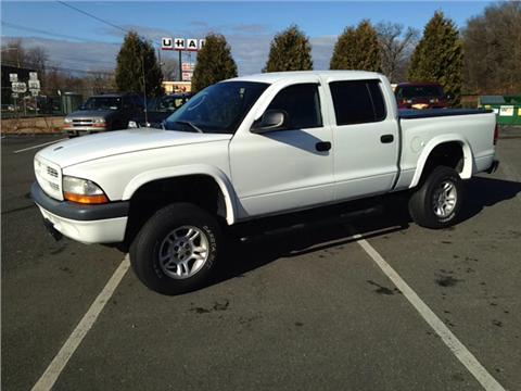 2002 Dodge Dakota for sale in Westfield, MA