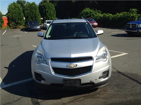2010 Chevrolet Equinox for sale in Westfield, MA