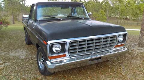 1978 Ford Truck >> 1978 Ford F 100 For Sale In Williston Fl