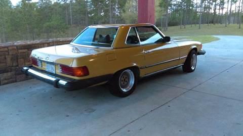 1978 Mercedes-Benz 450 SL for sale in Williston, FL