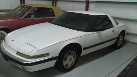 1988 Buick Reatta for sale in Williston, FL