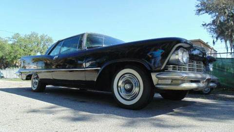 1958 Chrysler Imperial for sale in Williston, FL