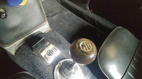 1967 MG MGB