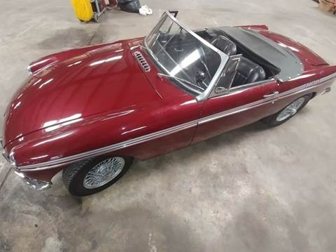 1967 MG MGB for sale in Williston, FL