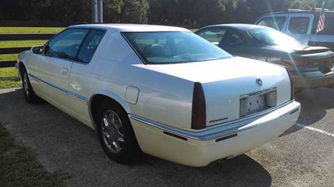 1999 Cadillac Eldorado for sale in Williston, FL