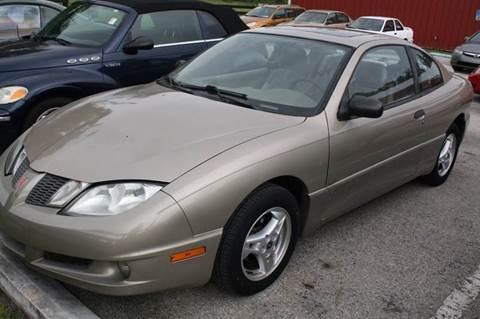 2003 Pontiac Sunfire for sale in Williston, FL